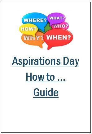 Aspiration days booklet