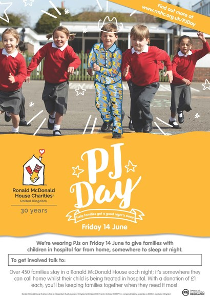 Pj day poster 14 june 2019
