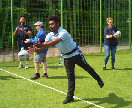 Tag rugby june2019 7