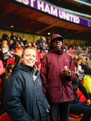 Womens fa cup final trip 7may2019 4