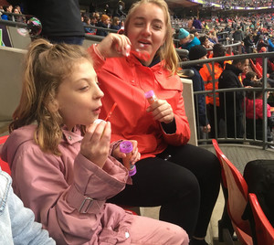 Womens fa cup final trip 7may2019 5