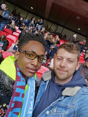 Womens fa cup final trip 7may2019 8