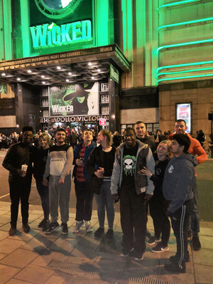 Wicked the musical trip 25 may 2019 13