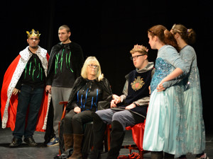King lear margate theatre 13nov2019 051