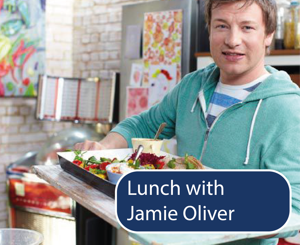 LunchwithJamie Oliver